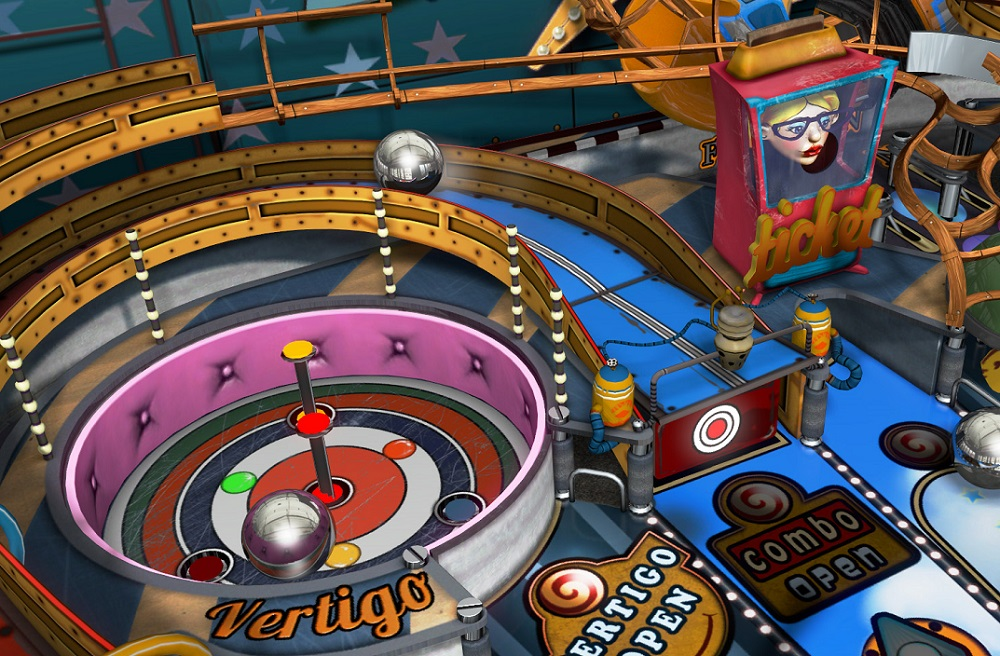 Pinball FX3 Out Now On Switch, Two New Tables Free On All Formats
