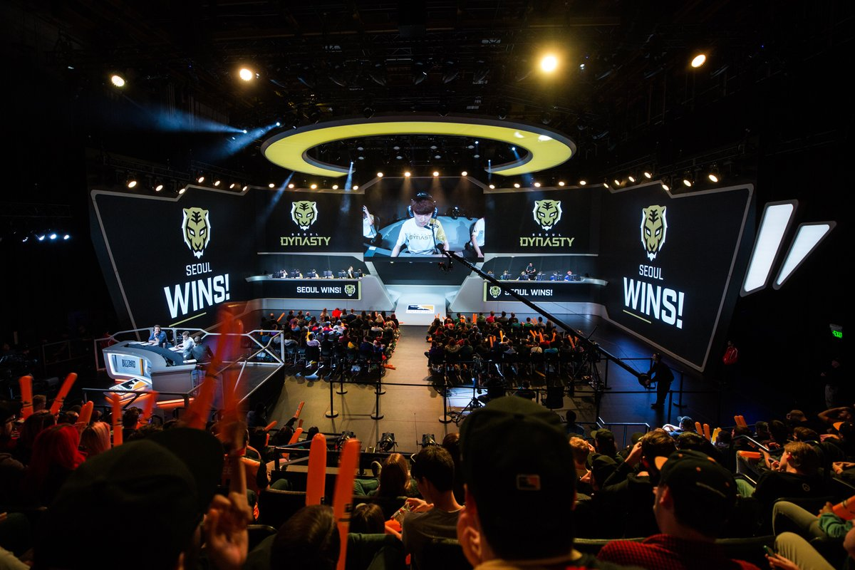 Overwatch League's Pre-season Is Over, The Real Thing Starts On January 10