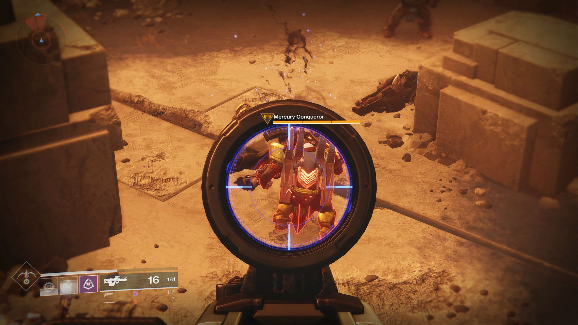 Here's A Tip For Clearing The Slow As Molasses Mercury Flashpoint In Destiny 2