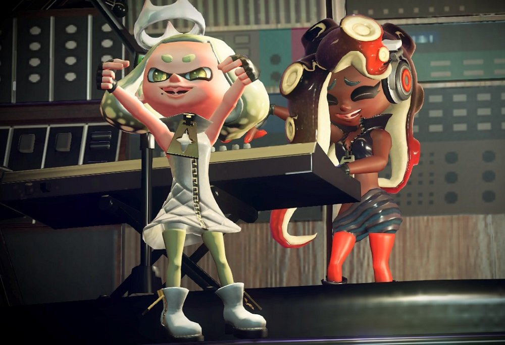 Pearl And Marina To Perform 'Live' At Japanese Splatoon Tournament