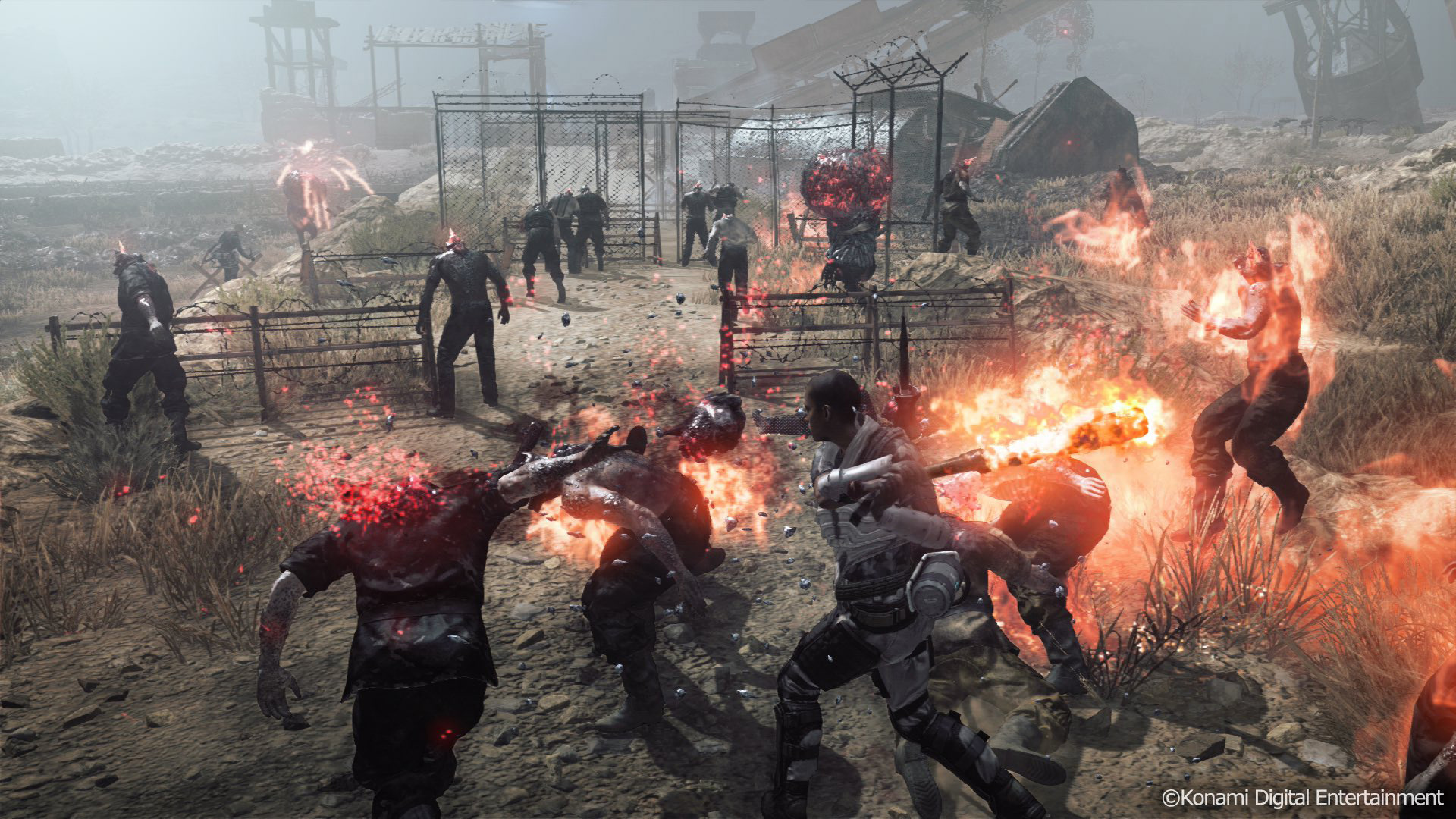 There's A Metal Gear Survive Console Beta Next Month