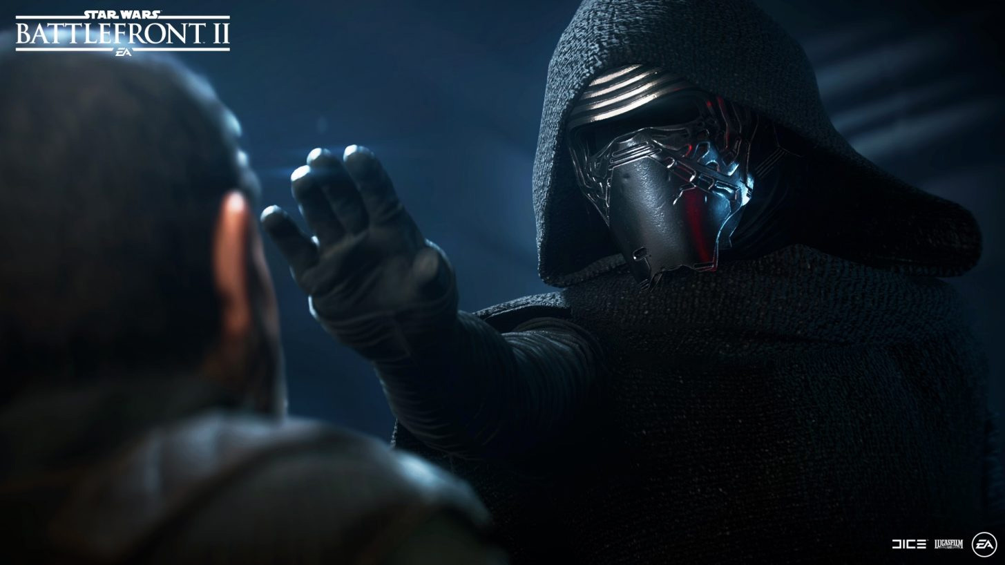 Today's Star Wars Battlefront II Update Brings The Last Jedi Content And Balance Changes
