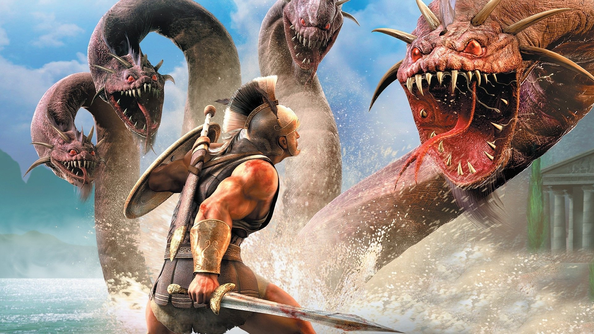 Action-RPG Titan Quest Headed To Switch, PS4, And Xbox One Next Year