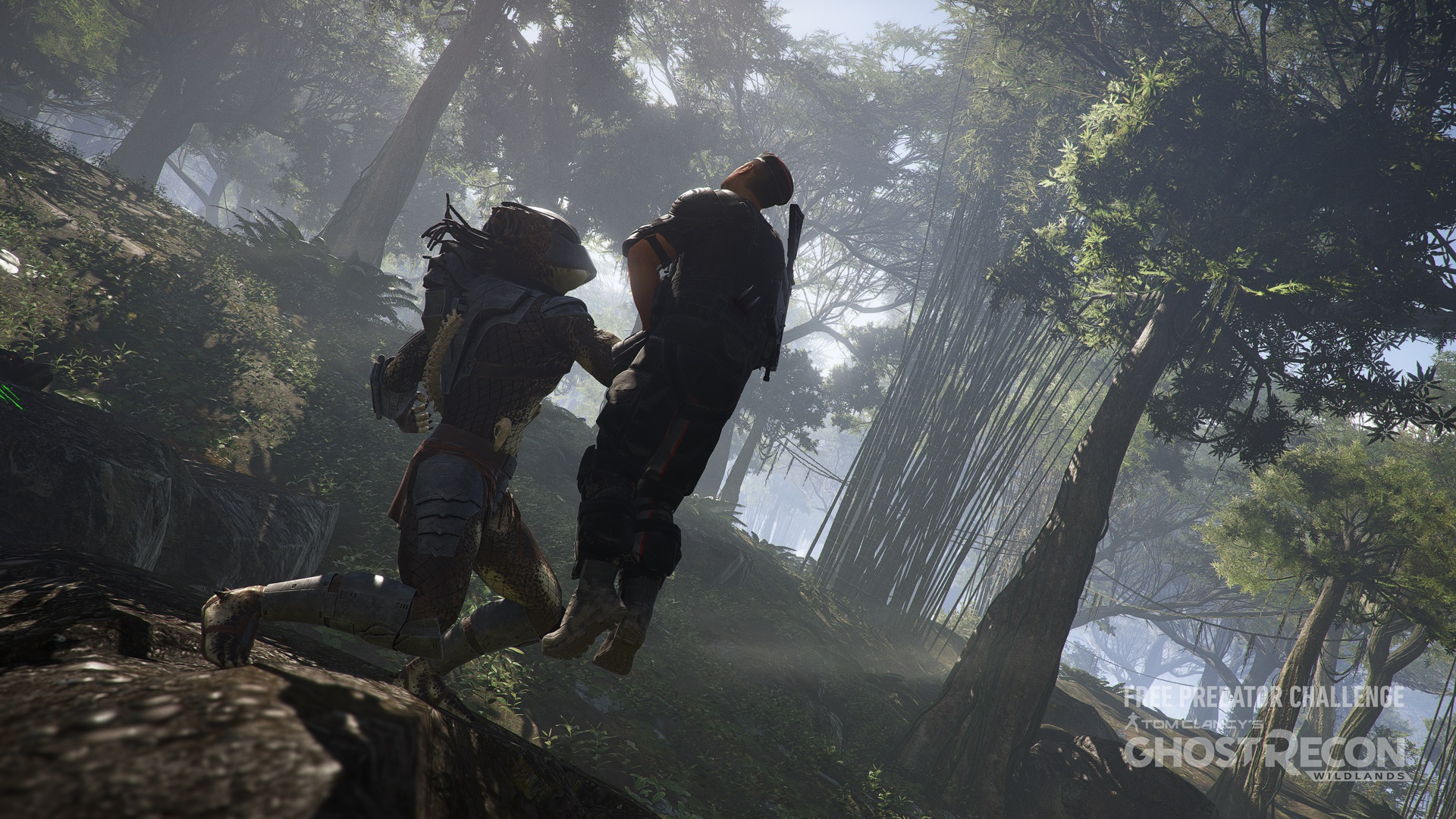 Predator's Here To Kill All The Ghost Recon Wildlands Players