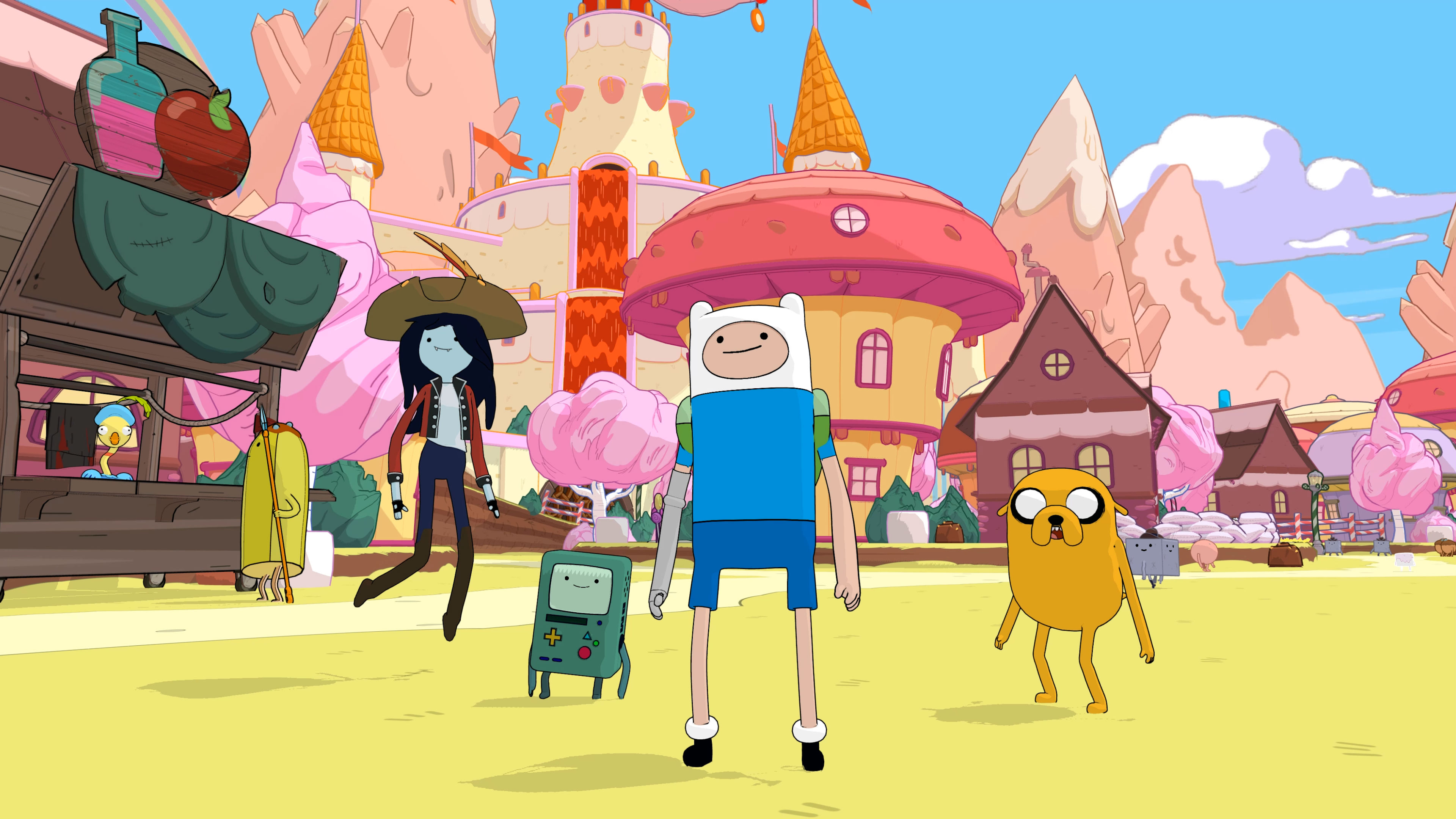 Another Adventure Time game is on the way, please don't be disappointing screenshot