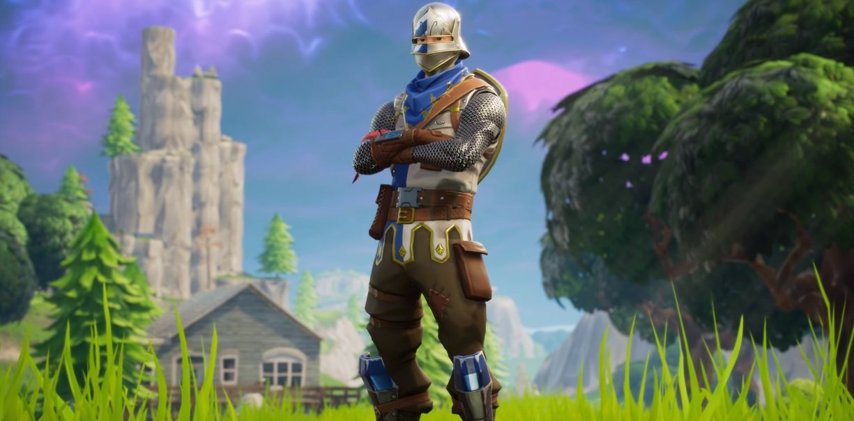 Fortnite Battle Royale introduces cosmetic 'Battle Pass' screenshot