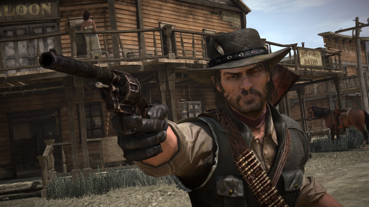 Now You Can Unlock John Marston S Revolver In Gta Online For