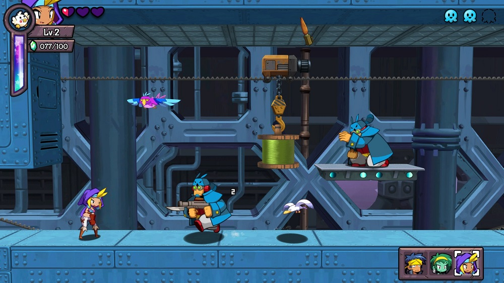Review: Shantae: Half-Genie Hero - Friends to the End