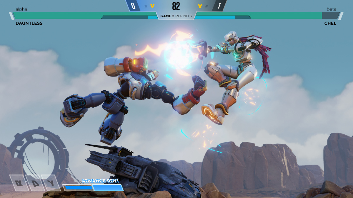 Rising Thunder lives on with a free 'Community Edition' release next month screenshot
