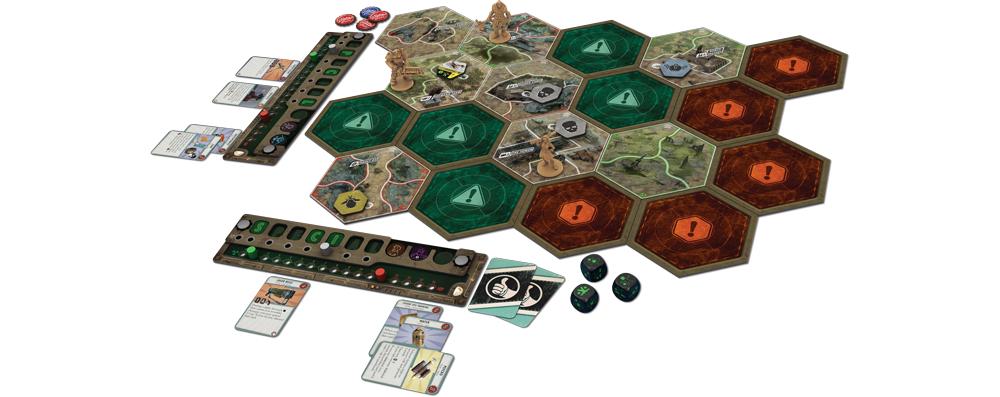 Review: Fallout The Board Game screenshot