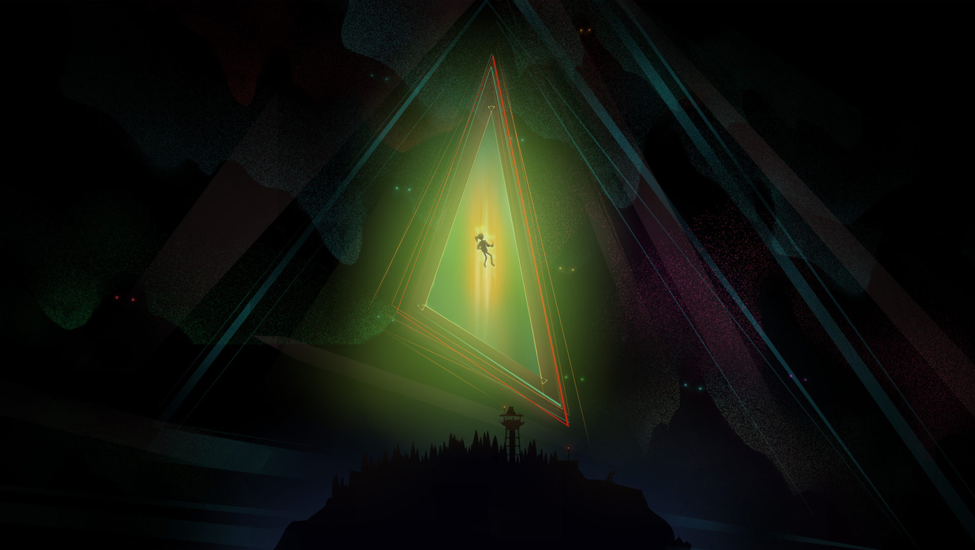 GOG's giving away Oxenfree for, uhh, free right now screenshot