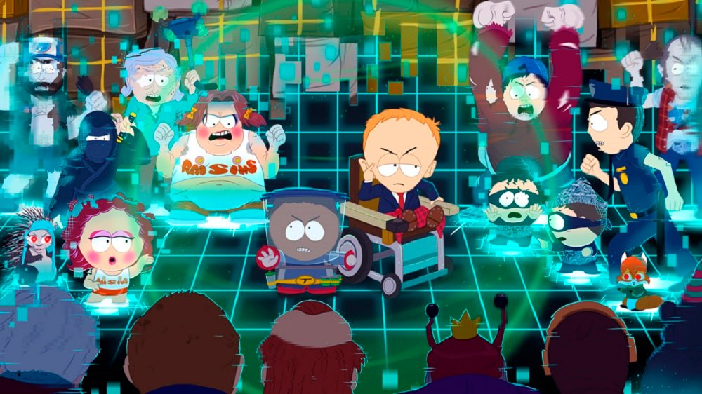 South Park: The Fractured but Whole's first add-on packs a punch screenshot