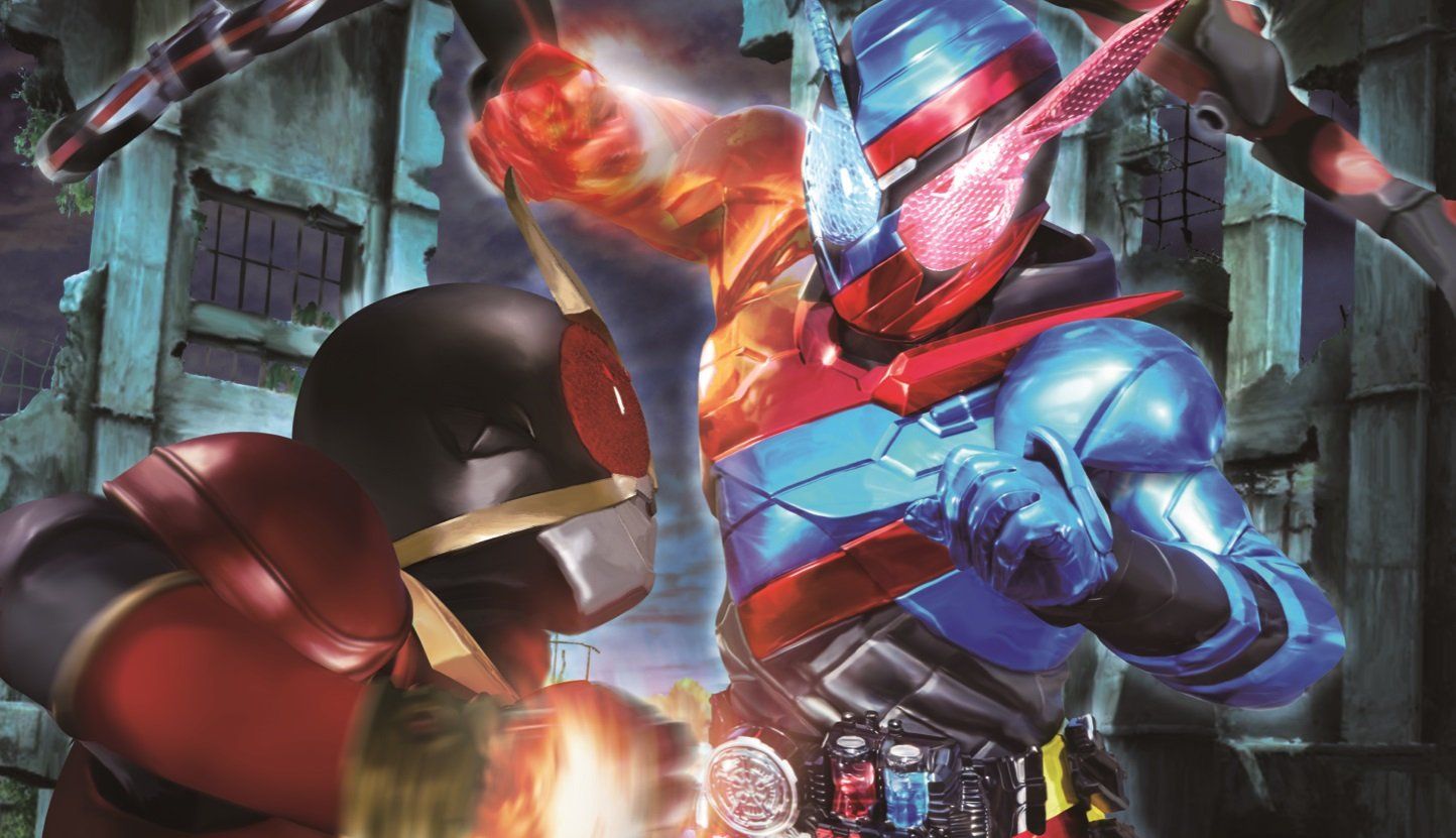 Import Review: Kamen Rider: Climax Fighters screenshot