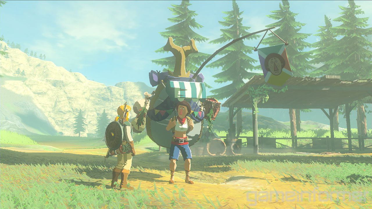 A new Zelda is coming: do you want Nintendo to build on Breath of the Wild or move away from it? screenshot