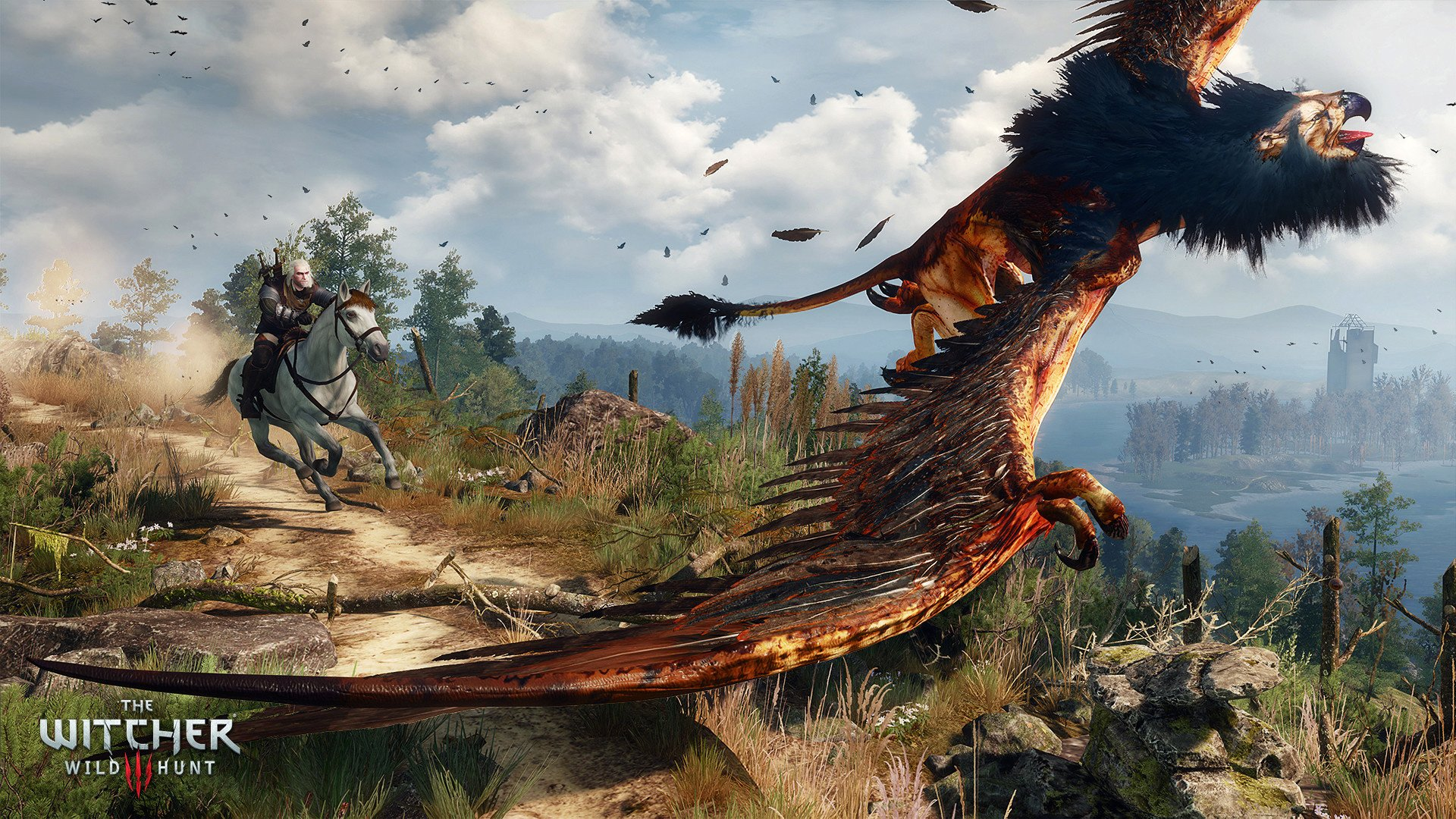 Today's Xbox One X update for The Witcher 3 adds a 60 FPS mode screenshot
