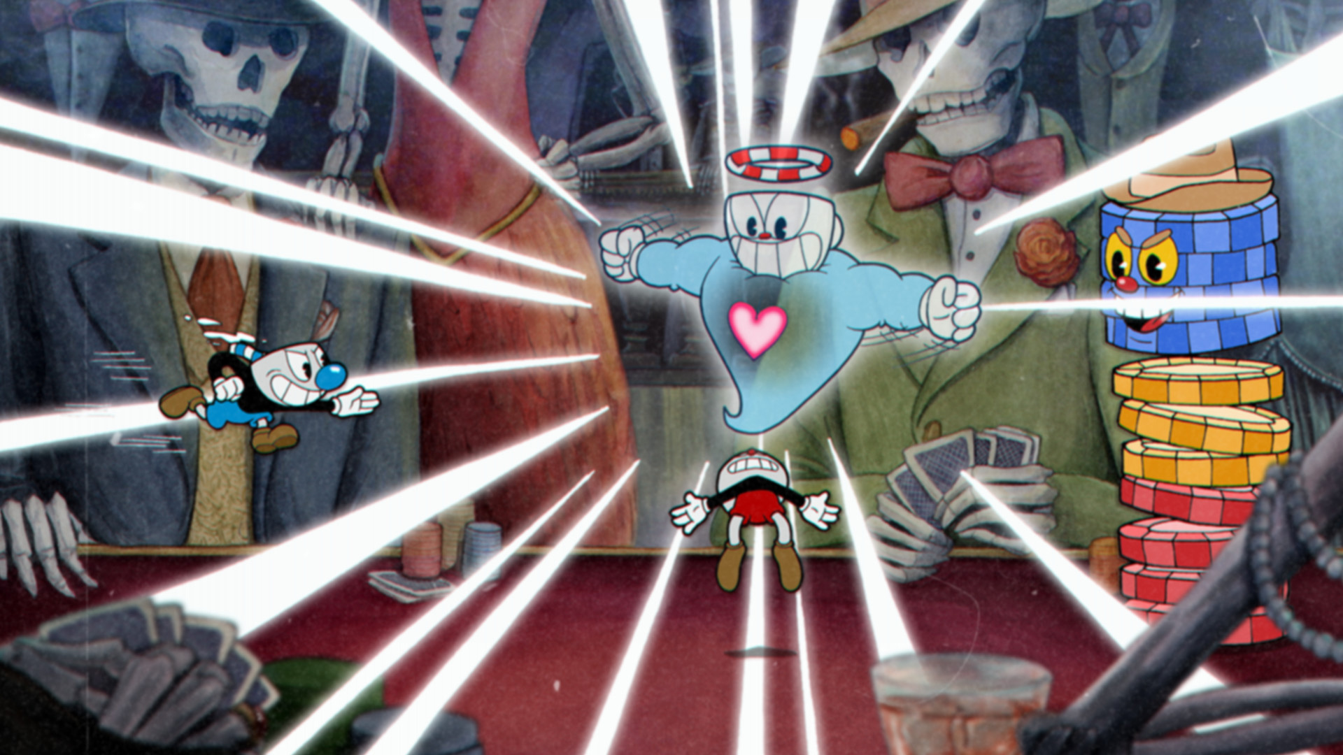 Cuphead passes two million sales screenshot