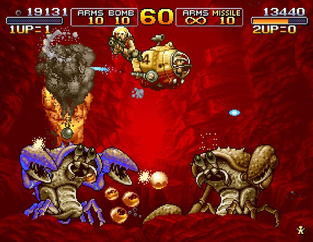 Load up your RAWKIT LAWNCHUR for Metal Slug 3 on PS4 and Xbox One screenshot