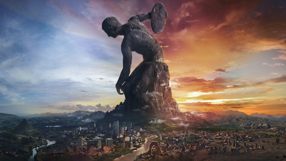 Civilization VI settles on iPad today at a discounted price screenshot