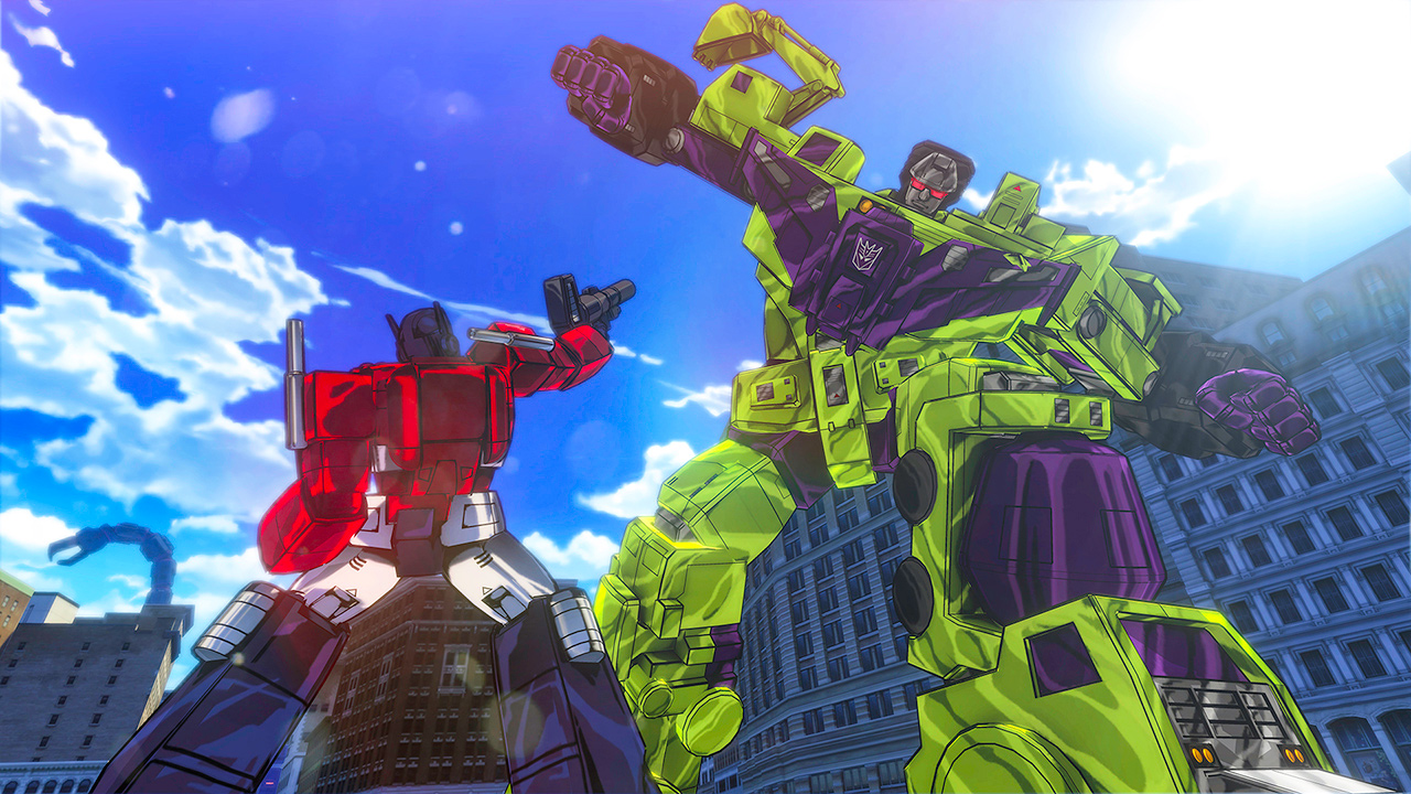 The Transformers games were delisted on Steam screenshot