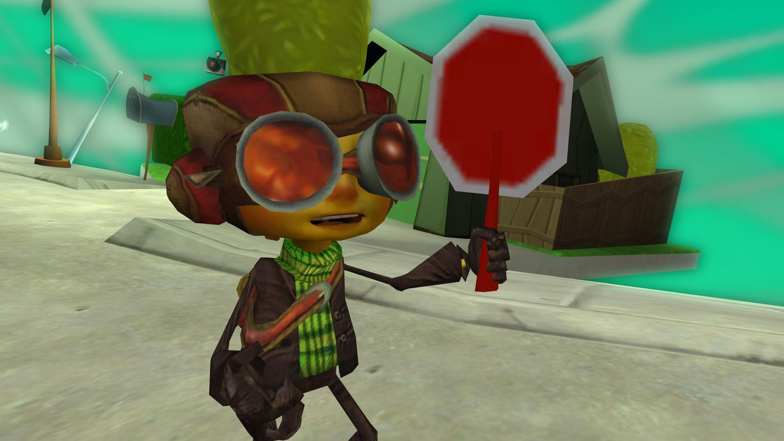 Double Fine couldn't foresee a Psychonauts 2 delay screenshot