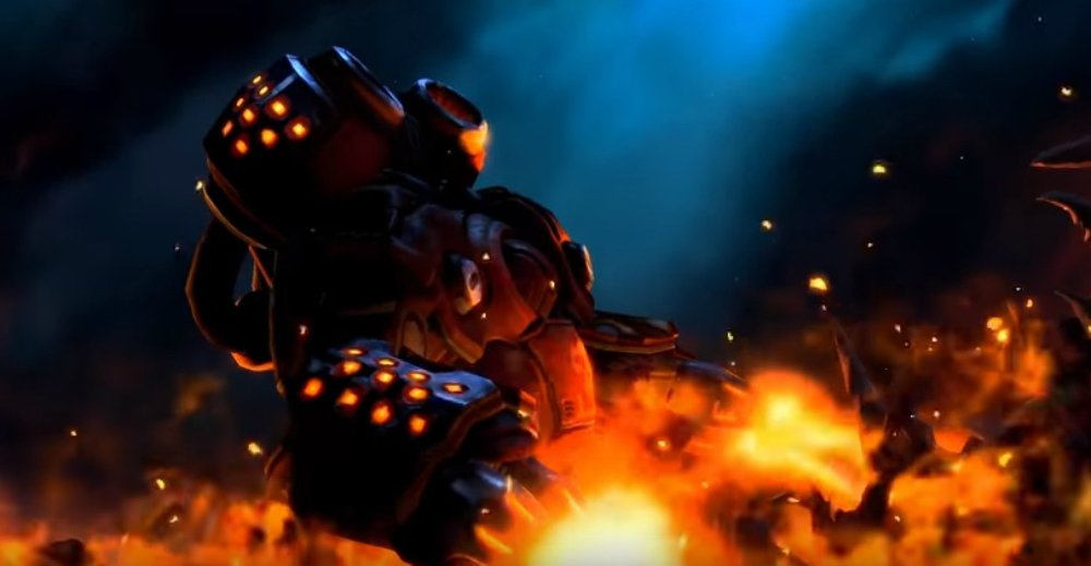StarCraft's Firebat unit is coming to Heroes of the Storm screenshot