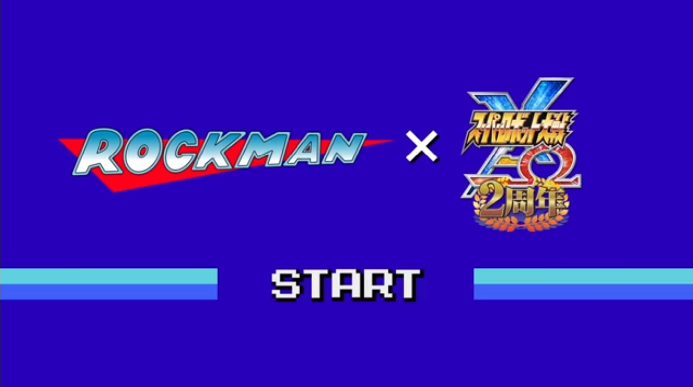 8-Bit Mega Man and co appear in the latest Super Robot Wars X-Ω trailer screenshot