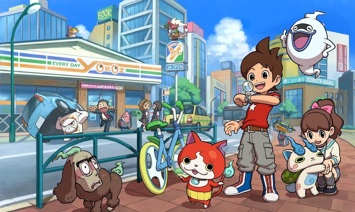 Level-5 is turning 20 soon, and they're going to celebrate screenshot