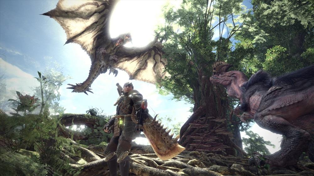 Monster Hunter: World final live stream planned for January screenshot