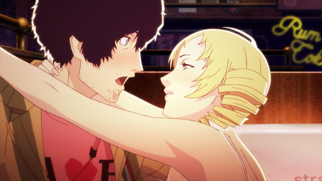 The upcoming Catherine remake was made with the competitive community in mind screenshot