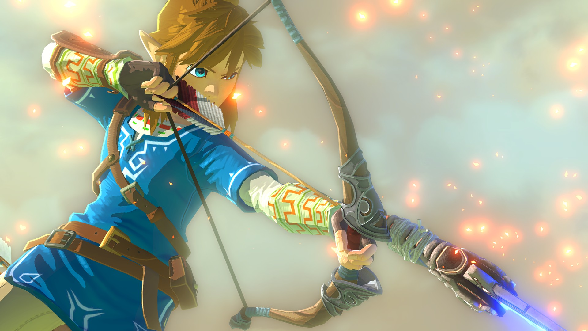 Those free Zelda: Breath of the Wild gifts keep coming, and this one is useful screenshot