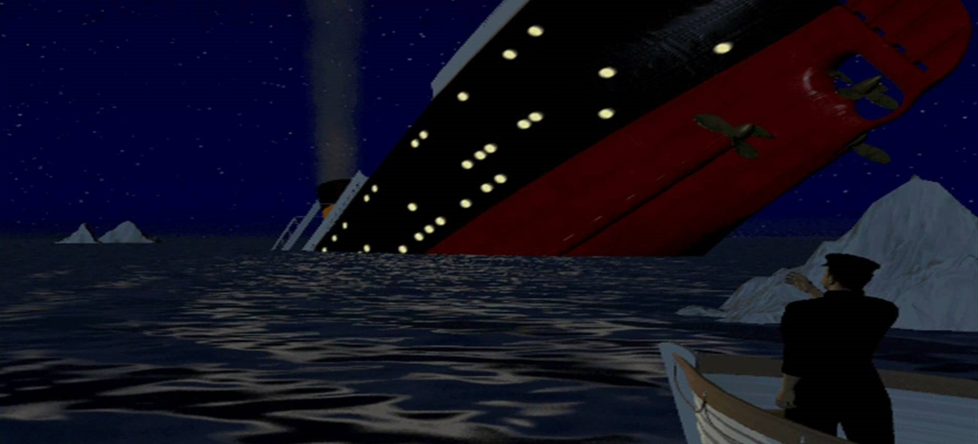 GOG excavates Titanic: Adventure Out of Time from the oceans of 1996 screenshot