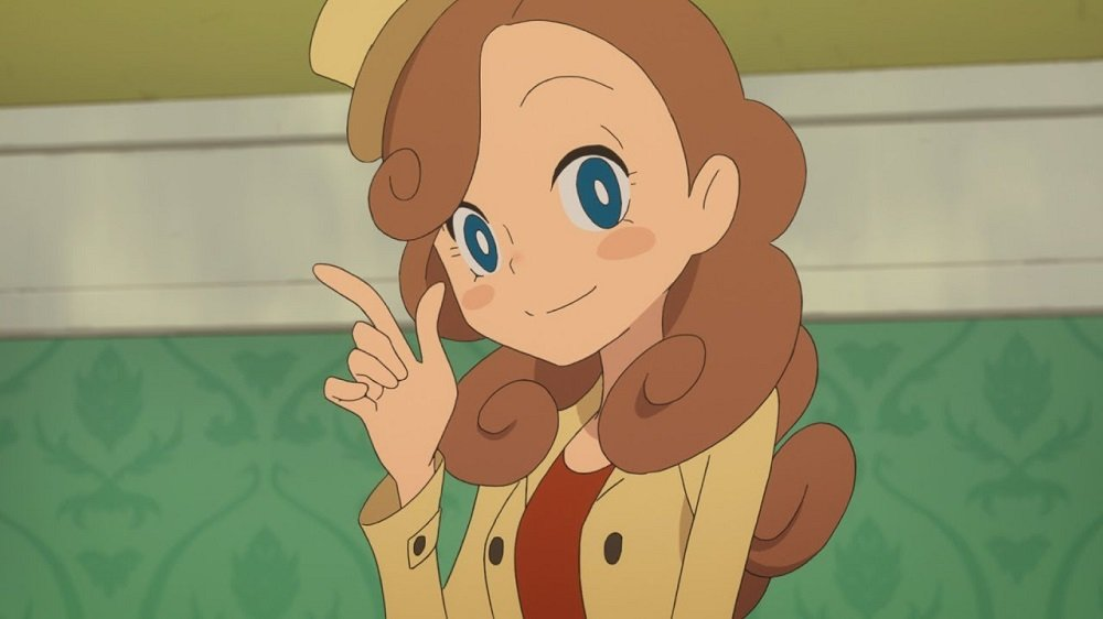The Layton Mystery Detective Agency Kats Solving Files Anime And Manga Launch In Japan Spring 2018