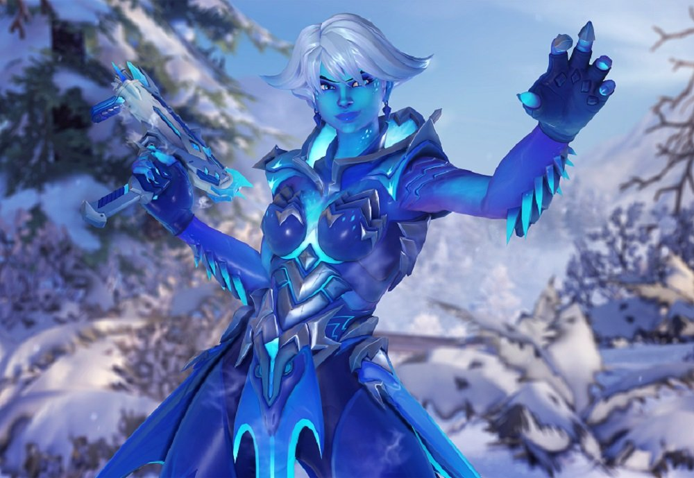 Logging into Overwatch this week will bag you five loot boxes screenshot