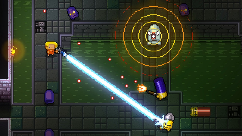 Enter the Gungeon on Switch pops 75k sales in a fortnight screenshot