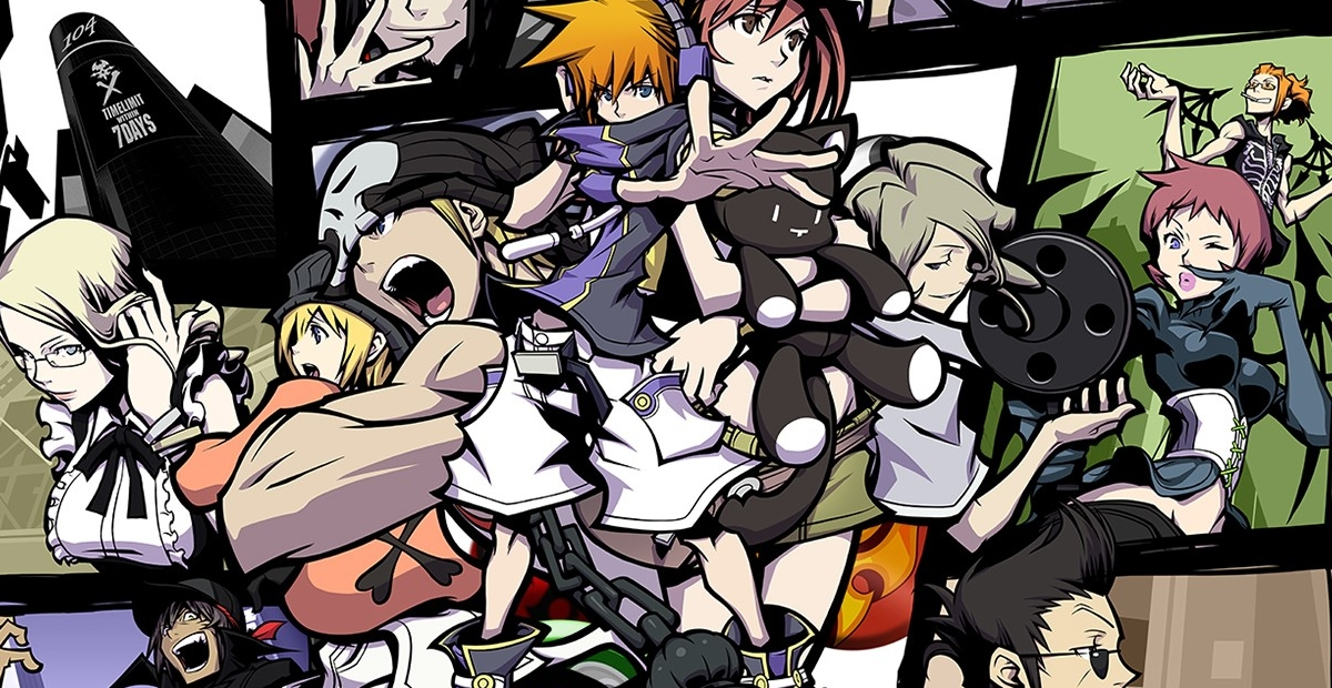 A send-off for The World Ends With You's tenth anniversary screenshot