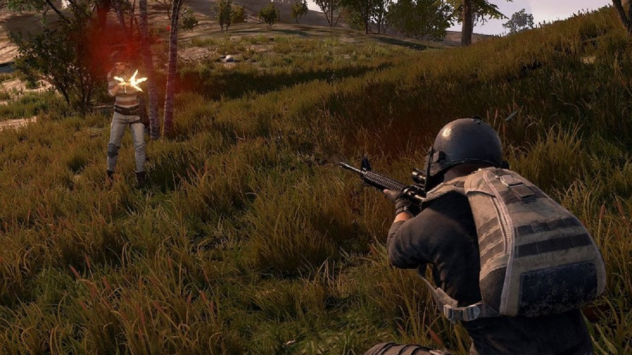 PlayerUnknown's Battlegrounds sets another concurrent player milestone screenshot