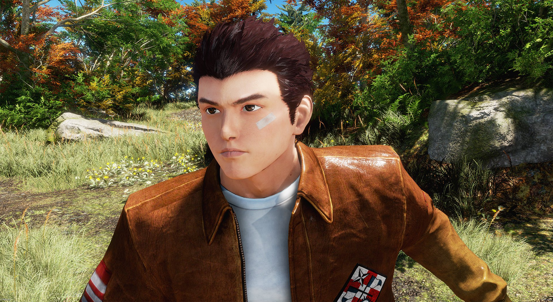 Shenmue III is allegedly still on track for 2018 screenshot