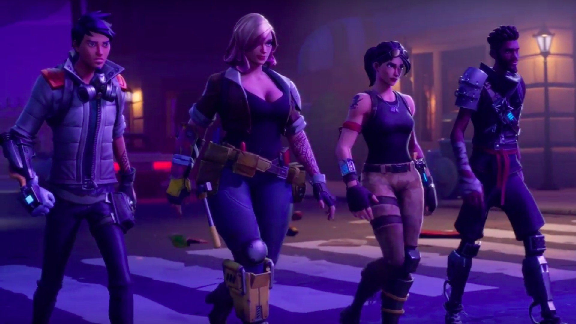 Fortnite's new limited-time mode quietly enters the ring screenshot