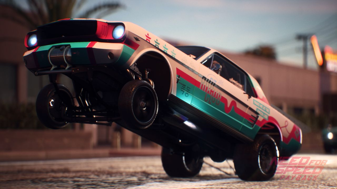 Need For Speed Payback Will Be Getting An Online Free Roam Mode Soon