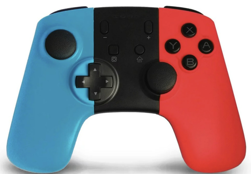 The Ouya is back, in Switch controller form screenshot
