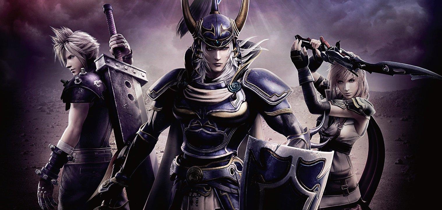 Amazon will be sponsoring a Dissidia Final Fantasy tournament for Square Enix screenshot