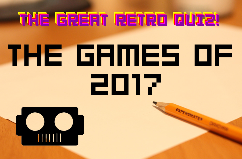 The Great Retro Quiz! Results of 2017 screenshot