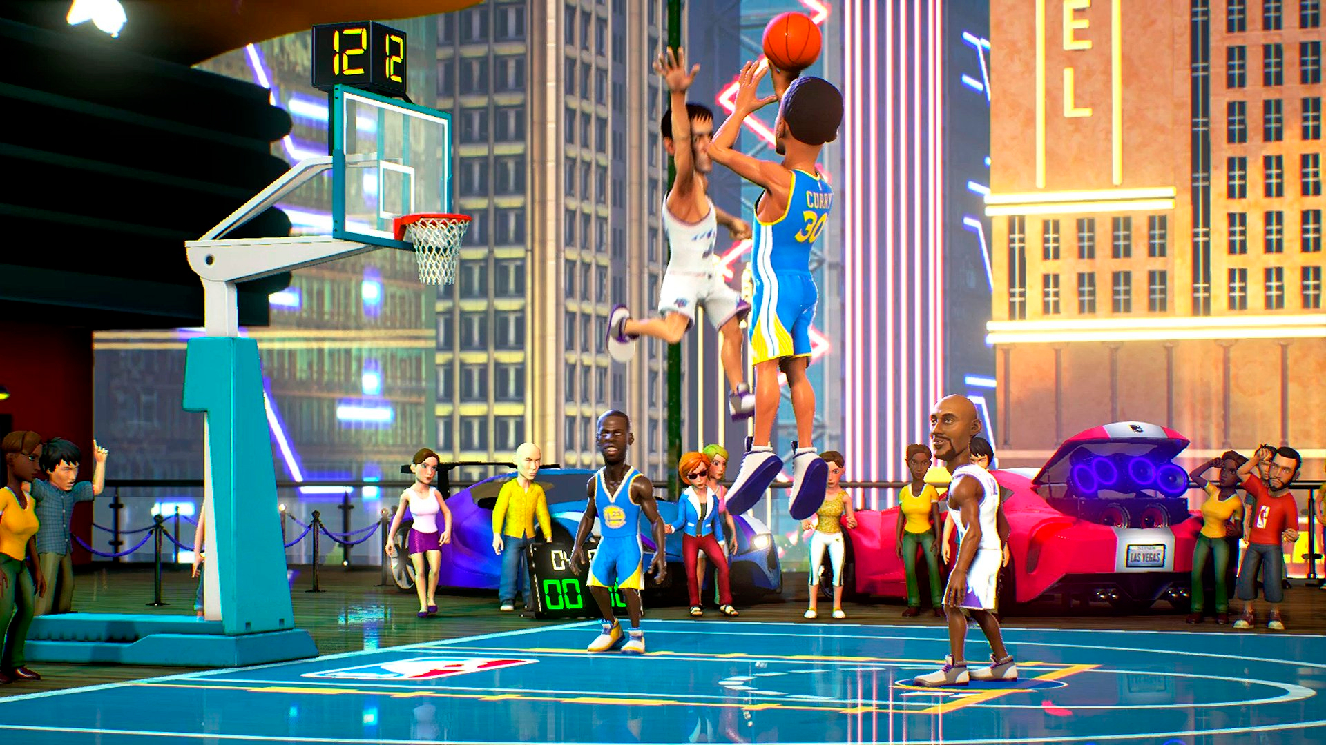NBA Playgrounds gets an 'Enhanced Edition' on Switch screenshot