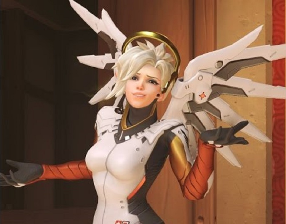 Mercy mess: More nerfs to Overwatch's unstoppable medic screenshot