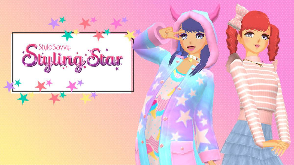 Review: Style Savvy: Styling Star screenshot