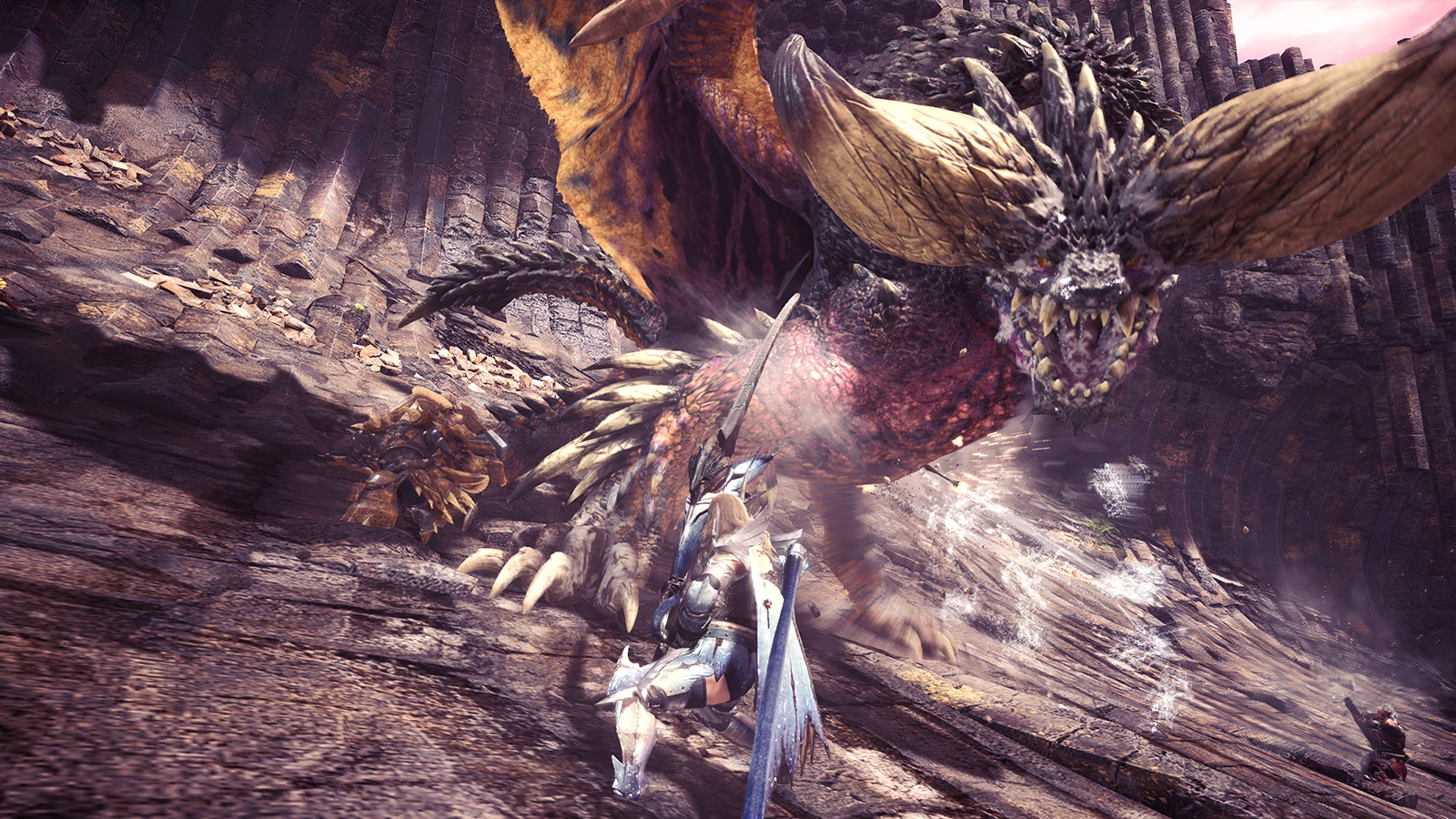 Monster Hunter: World's final beta and first free DLC detailed screenshot