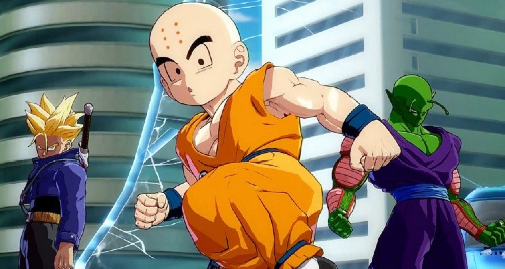 PC specs released for Dragon Ball FighterZ screenshot