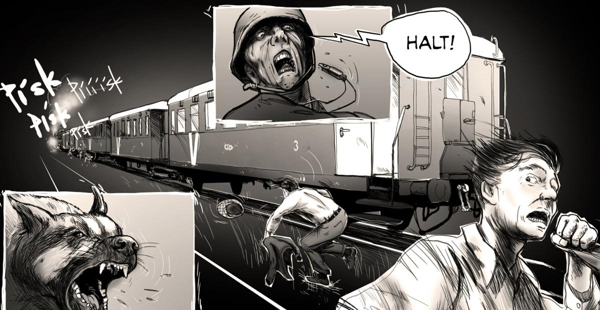 Review: Attentat 1942 screenshot