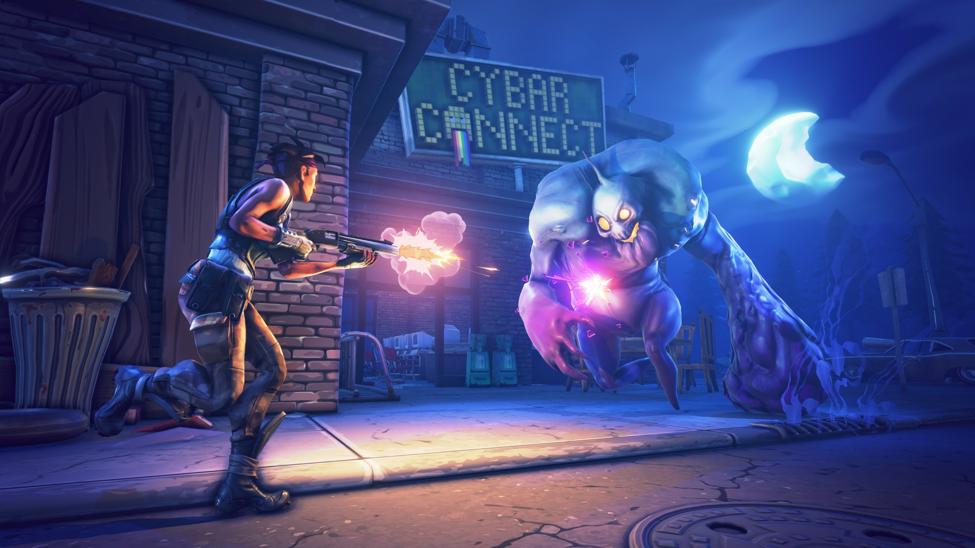 Fortnite will have server issues this week as Epic upgrades its servers screenshot