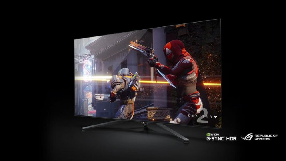 Nvidia unveils 'Big Format Game Displays' with some ridiculous specs screenshot